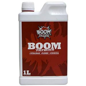 Boom Nutrients | Engrais de Floraison/Fertilisant Liquide | Floración Boom 1 L