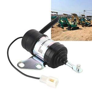Commutateur d'extinction de flamme, électrovanne durable, pour petites pelles Autres machines à usage professionnel de tracteurs
