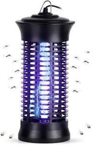 Feizhibo Moustique Tueur Lampe, UV Electrique Moustique Killer Lampe, Electrique Anti Insectes Répulsif, Tueur D'insectes Mouches Piège Anti Insecte Zapper, Non Toxique pour L'intérieur