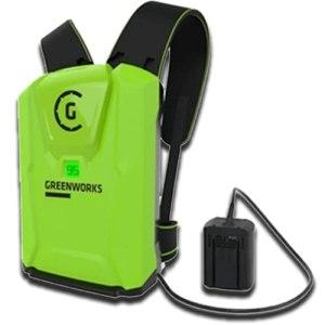 GreenWorks Batterie à dos 82 V de 12,5 Ah.