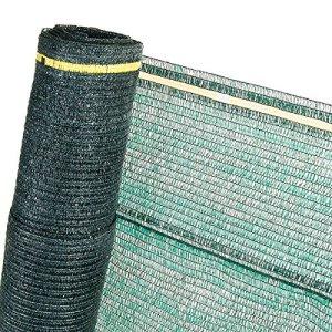 HaGa® Filet de protection solaire 60% 4m Largeur (au mètre)