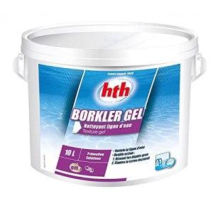Hth Borkler Gel 10L – Nettoyant Ligne d'eau Gel