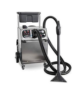 Idromatic ENDURA Generateur Vapeur Professionel Injection/extraction 8bar avec chaudière 3KW et aspirateur liquides 1400W