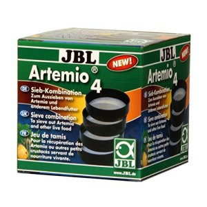JBL Artemio 4 Set de 4 Tamis de Récupération pour Aquariophilie