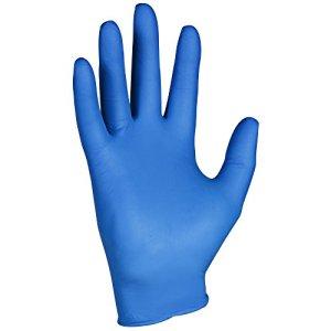 Kleenguard G10 Gants ambidextres Nitrile 90099 – Bleu, XL, 10 x 180 (1 800 gants)