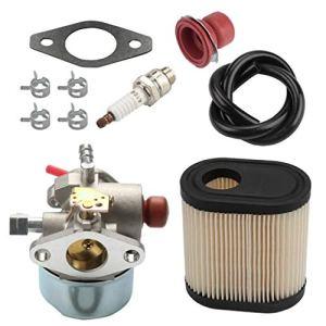 MAGELIYA Carburateur avec Kit de Mise au Point de Filtre à Air pour Toro 20016 20017 20018 20012 20070