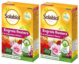 Maisange Solabiol – Engrais rosiers et arbustes a Fleurs 1.5kg Favorise la Floraison et Nutrition Longue durée – SOROSY750