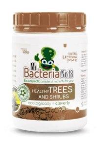 Mr. Bacteria No.18 Un complexe bio-enzymatique de nutriments pour vos arbres et arbustes sains 500