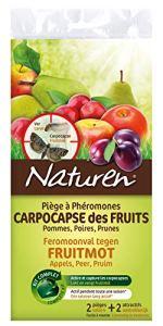 NATUREN Piège à Phéromones Carpocapse des Fruits, Vert