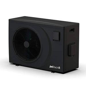 POOLEX Pompe à Chaleur Piscine JetBlack Full Inverter WiFi 9kw pour piscines jusqu'à 50 m³