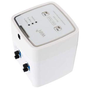 Programmateur d'irrigation automatique intelligent – Télécommande – Pour jardin/maison avec arrosage précis (régulation européenne)