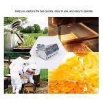 Redxiao 【𝐏𝐫𝐢𝐧𝐭𝐞𝐦𝐩𝐬 𝐕𝐞𝐧𝐭𝐞 𝐂𝐚𝐝𝐞𝐚𝐮】 Queen Bee Catcher, Pratique Lisse Queen Bee Catcher Durable Bee Queen Cage, Attraper des Abeilles pour Les apiculteurs