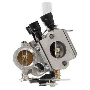 Remplacement de carburateur, accessoire de remplacement de carburateur de tronçonneuse adapté aux pièces de scie à chaîne STIHL MS181 MS211