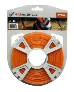 Stihl Premium Tondeuse ronde 2,4 mm