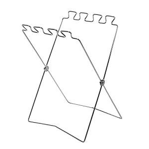 Support De Support De Sac Poubelle, Support De Sac Poubelle Pliable Portable, Support De Recyclage Des Déchets En Acier Inoxydable Pour Cuisine, Camping Intérieur Et Extérieur, Stockage Des Déchets