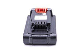 vhbw Batterie remplacement pour Black & Decker BL1318, BL1518, BL2018, BL4018 pour outil électrique (1500mAh Li-ion 18 V)