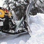 WARN 37850 ATV Center Mount Plow Kit