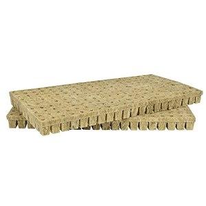 woyada Bloc multifonctionnel en laine de roche pour culture de jardin et culture hydroponique agricole