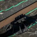 acerto Bandes PKD 72050x 5000mm, 8mm d'épaisseur