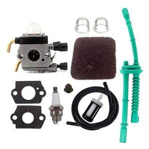 AISEN Carburateur et Filtre à Air Pour Taille-Haie HS45 FS45 FC55 FS310 Zama C1Q-S169B, 4228 120 0608