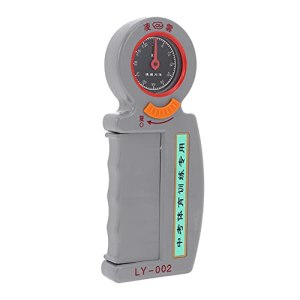 BESPORTBLE Dynamomètre à Main Grip Testeur Compteur Mesure Main Pince Grip Jauge