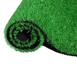 BiLTTy Erba artificiale Del Giardino, stuoia artificiale dellerba, protezione ambientale realistica Del tappeto erboso Falso riutilizzabile ad Alta densità Del Prato Inglese Facile di taglio