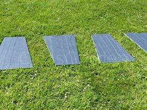 ClassGarden Dalle Pas Japonais Trapèze x80 Pack 18 pièces
