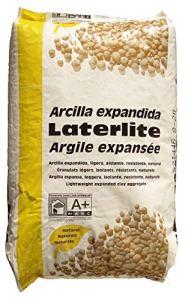 DMS Laterlite – Billes d'Argile de 3 à 8 mm – A Forte Rétention d'Eau – Spécial Jardinage – Sac de 50 litres