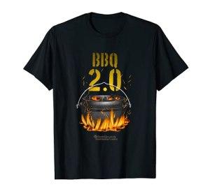 Dutch Oven BBQ 2.0 Dutch Oven T-Shirt