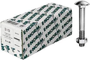Format 4317784148405–DIN 603MU galzn M8x 80HP e-nORMpro