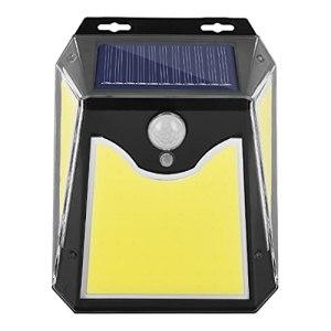 Lumière Solaire 12 LED Lampes solaires pour l'extérieur avec détecteur de Mouvement à l'extérieur de 270 ° Lumineux Super Lumineux/lumières solaires lumières solaires pour l'eau de Jardin extérieure