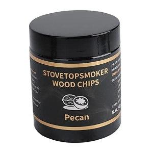 #N/A Bois Fumeur Puces Granulés de Bois Variété Pack pour Griller Cuire Au Four de Cuisson de Porc Boeuf Barbecue Pique-Nique Griller – Hickory Bois