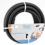 Oase Spiralschlauch Schwarz 1″, 5 m Tuyau spiralé Noir-2,5 cm-5