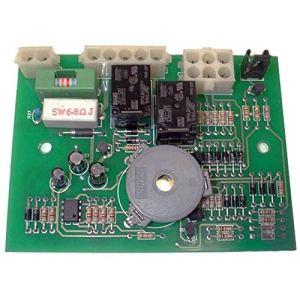 Platine électronique adaptable pour CASTELGARDEN sans fusible. Remplace origine: 25722410/0