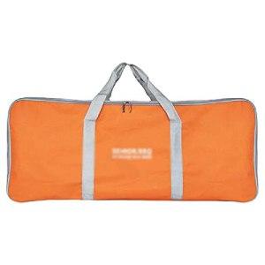 Sac de rangement extérieur, sac de rangement de rack de barbecue portable, sac de rangement de four, sac d'équipement de barbecue, utilisé pour stocker des ustensiles de barbecue,Orange