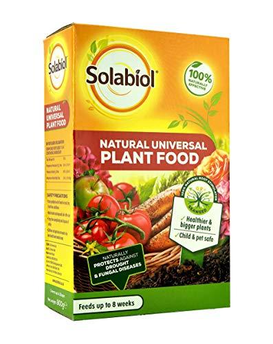 Solabiol Natural Universal Aliment pour Plantes 800 g
