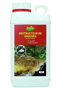 Start Destructeur de souches dévitalisées/mortes STAR JARDIN 500g 0,5kg DS500