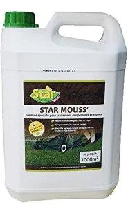 Start Star Mouss Spécial pelouse 5 L 5L SM5