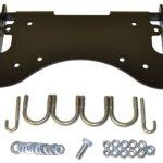 WARN 61611 Kit central de fixation pour chasse-neige Honda Rubicon TRX500 ATV de loisirs