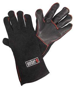 Weber Gants de Protection, Noir