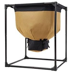 WORMSYSTEMS Urban Worm Bag – Composteur à vers de Terre pour Le compostage de déchets organiques et la Production de lombricompost – lombricomposteur pour Jardin