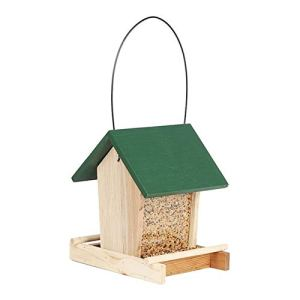 XCYY Best Hummingbird Groyer – Panorama House Birdiers Et Décoration De Jardin pour Wirt Watchers Facile Clean Clean Jardin Yard Decor (Color : A)