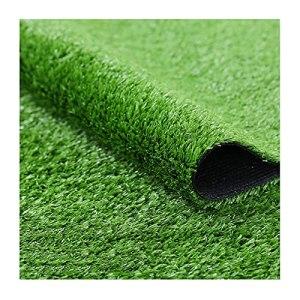 YNFNGXU Herbe Artificielle – Taille Contomisée Pour Chiens Fake Herbe Tapis D'extérieur à L'air Naturel Synthétique Pelouse De Jardin De Jardin De Jardin De Jardin Au Sol(Size:15mm grass height-2mx6m)