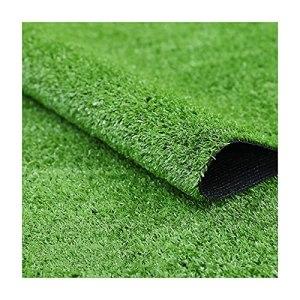 YNFNGXU Special Secret Army Green Artificial Turf-avec des Trous De Drainage/Support en Caoutchouc Réalisant Respectueux De l'environnement Naturel pour La Maternelle I(Size:10mm Grass height-2mx8m)