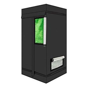 Alightup Chambre de Culture 60 x 60 x 120 Tente de Culture Indoor Kit Complet Box Culture Grow Box Mini Serre pour Semis pour Plantes Interieur