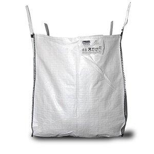 asup Pierres Big Bag 90 x 90 x 110 cm, SWL 1000 kg, blanc