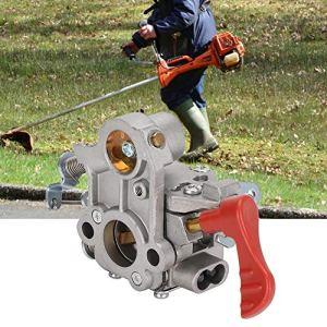 Atyhao Outils de Jardinage Kit de Réparation de Remplacement de Carburateur pour Accessoires Poulan PP133 PP333 W44 Tondeuse à Gazon Accessoires
