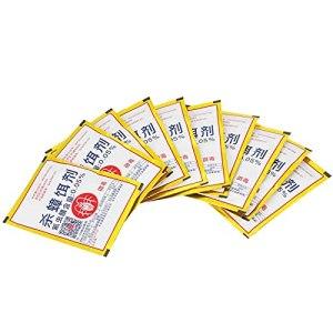 BOLORAMO Répulsif antiparasitaire, 10 Paquets de répulsif antiparasitaire tuant Les cafards Puissant et Efficace pour la Cuisine et la Chambre à Coucher