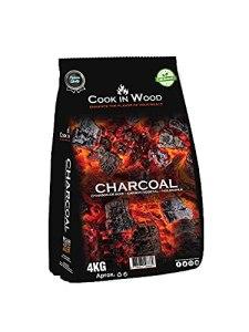 Cook In Wood Accessoires pour barbecue en carbone végétal 3 kg