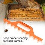 East buy Outil de spcing pour l'apiculture -(Orange)